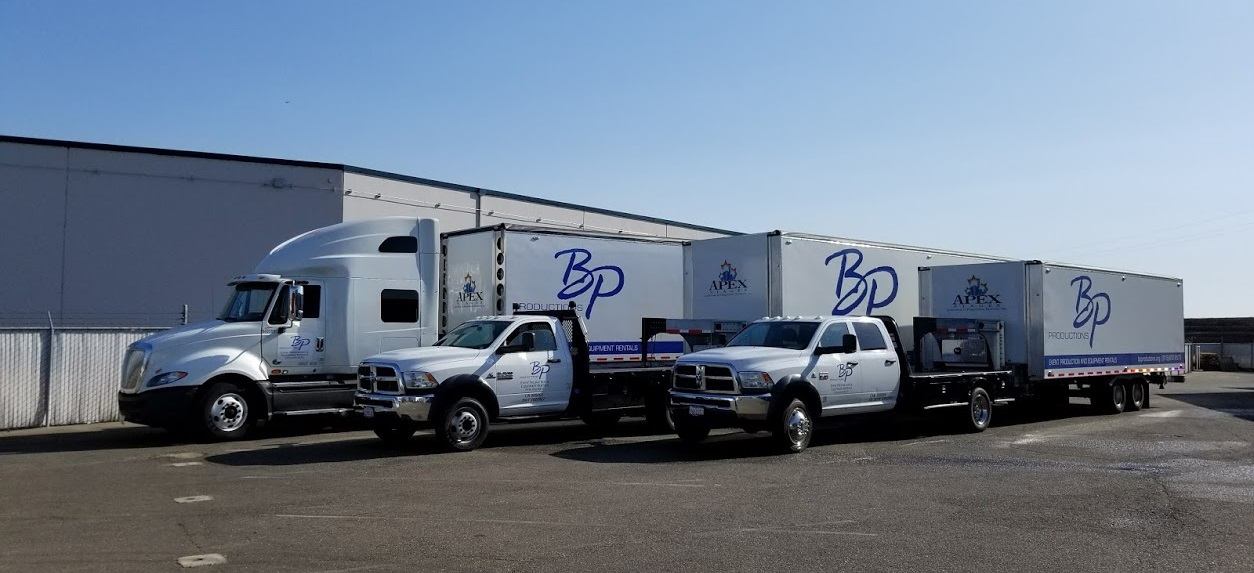 BP Productions - Mobile Staging